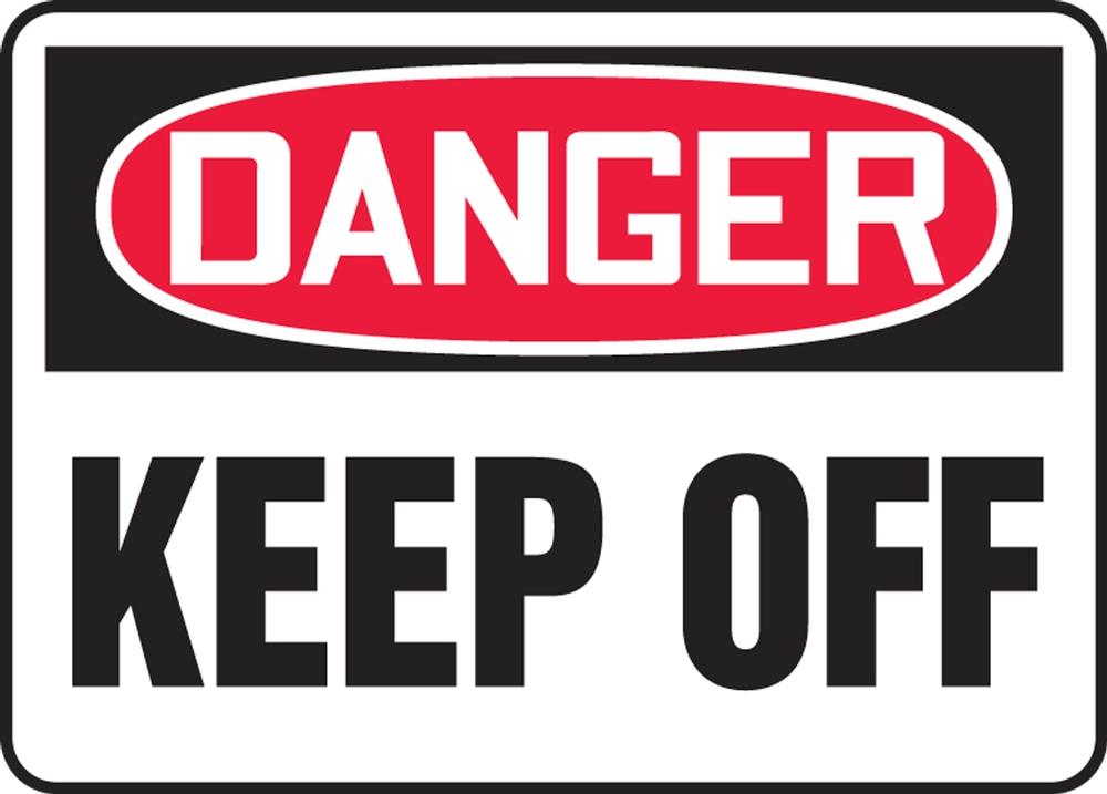 Keep Off 10