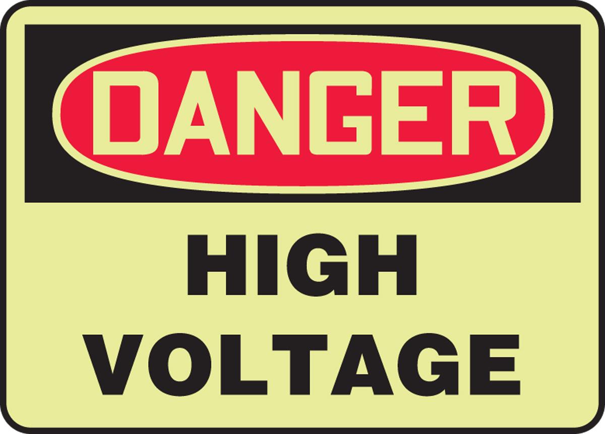 High Voltage (Glow) 10
