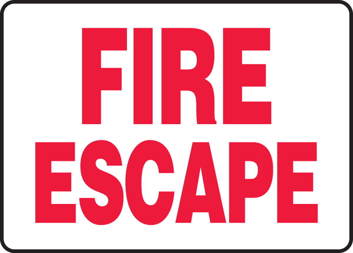 Fire Escape 10