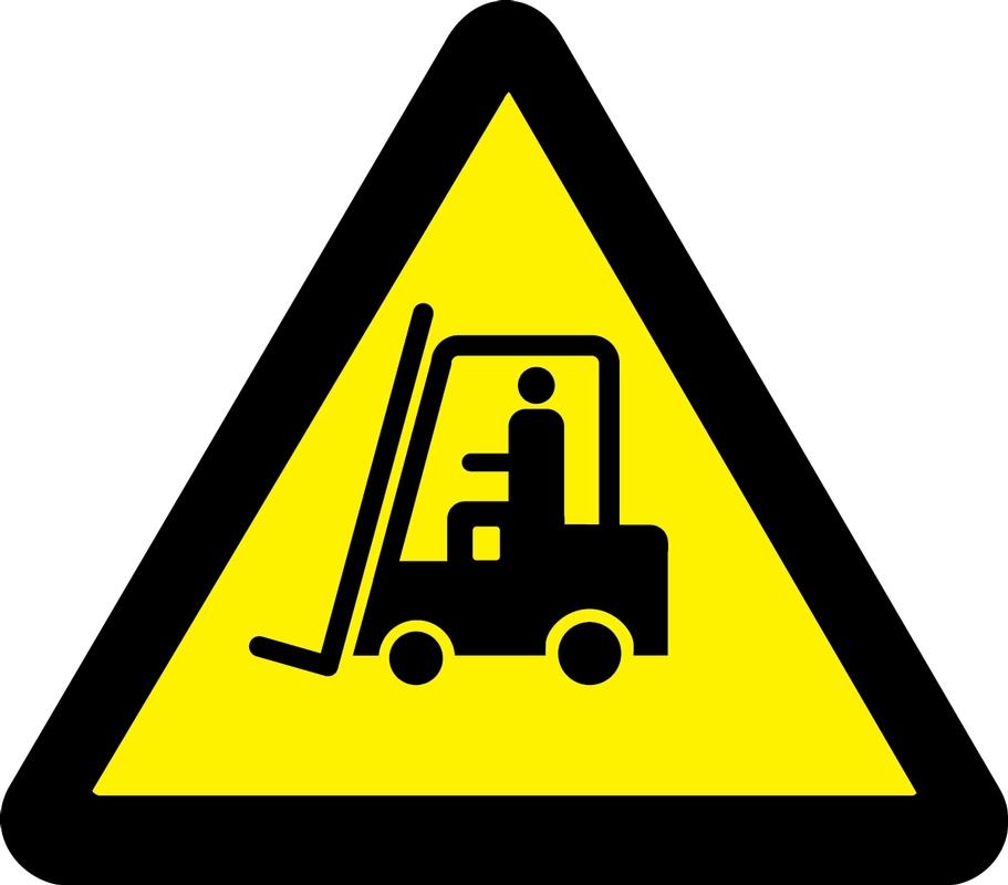 (Lift Truck Hazard) 6