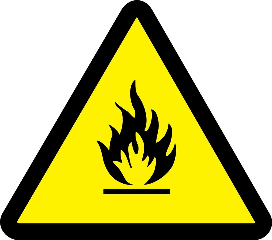 (Fire Hazard) 12