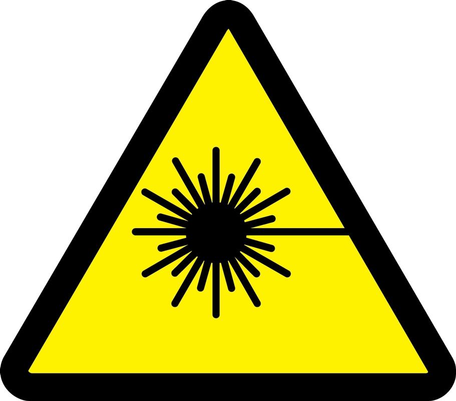 (Laser Hazard) 12