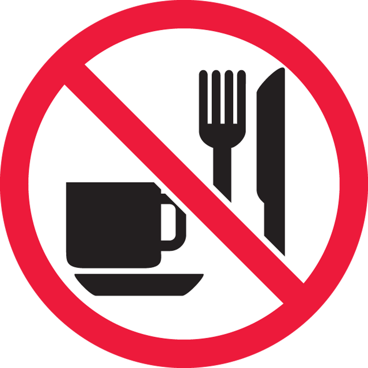 (No Eating Or Drinking) 12