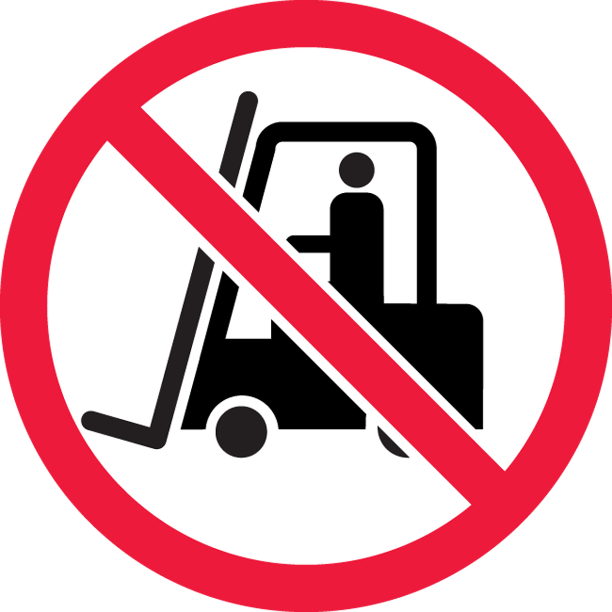 (No Industrial Trucks) 6