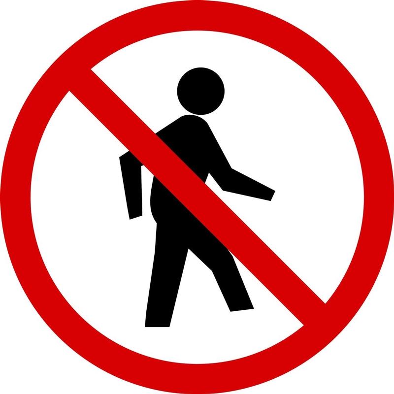 (No Pedestrians) 6