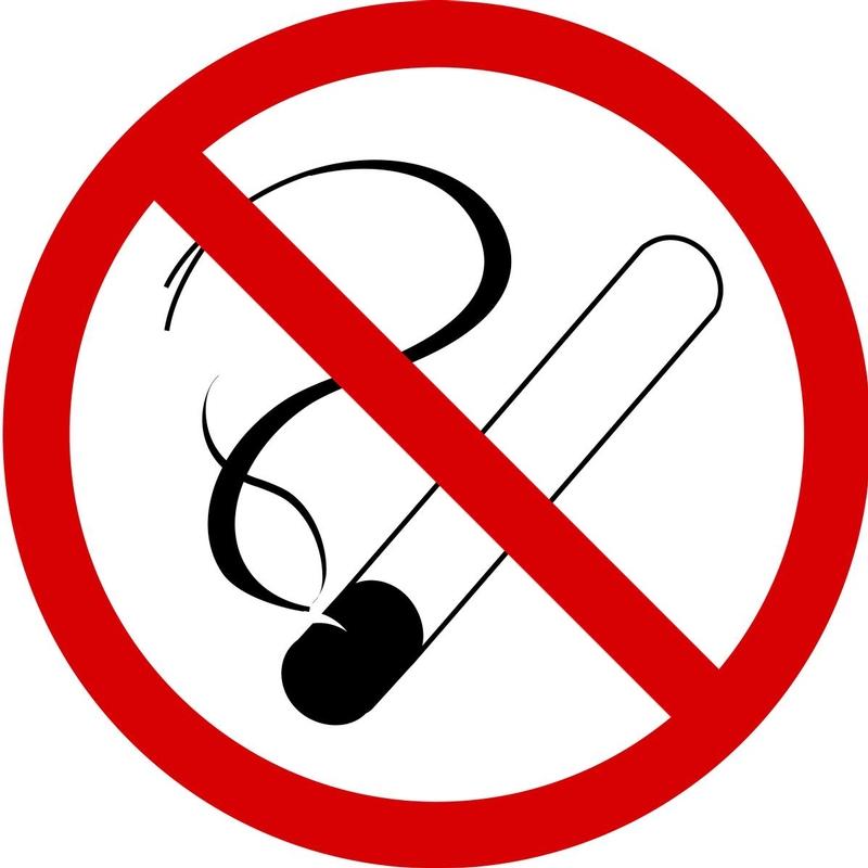 (No Smoking) 6